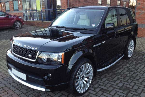 Protection Detail (Range Rover Sport 1)