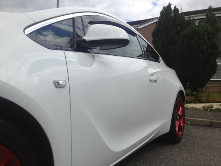 Protection Detail (Vauxhall Astra GTC 2)