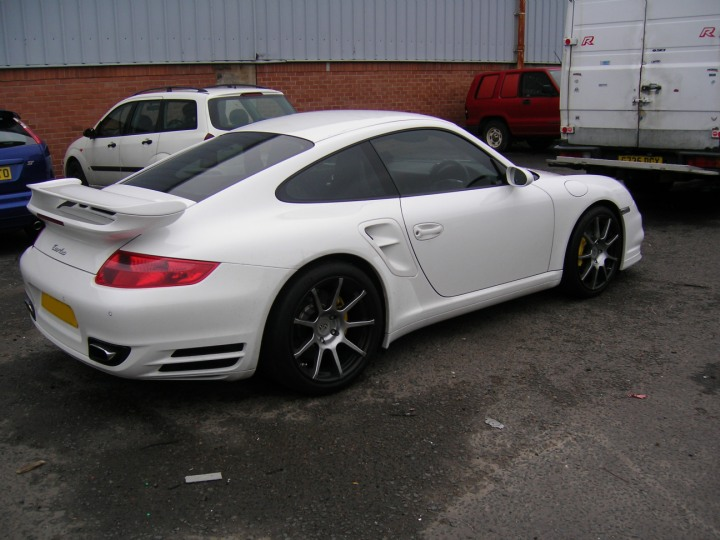 Enhancement Detail (Porsche)